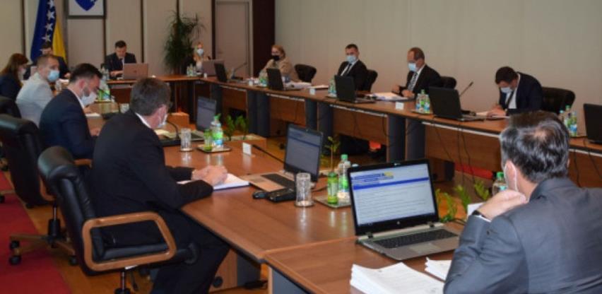Vijeće ministara imenovalo ekspertni tim za Trgovsku goru