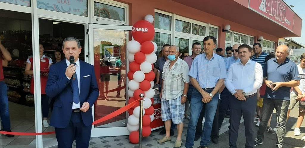 Domaći lanac trgovina Amko komerc stigao u Čapljinu