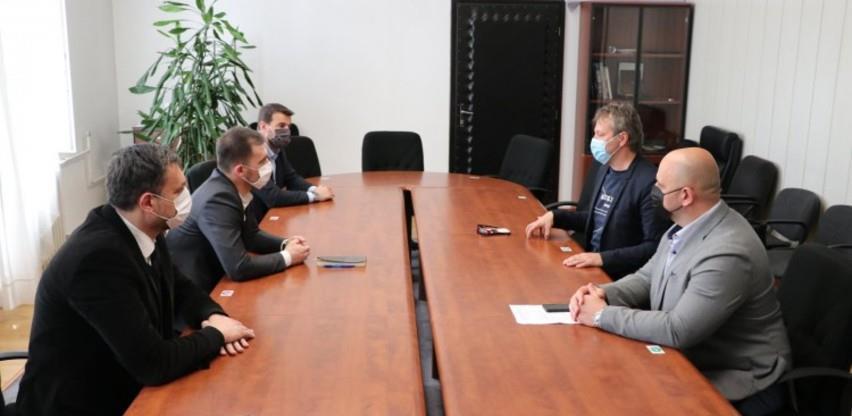 Najavljena podrška Kantona Sarajevo realizaciji projekata u Opštini Višegrad