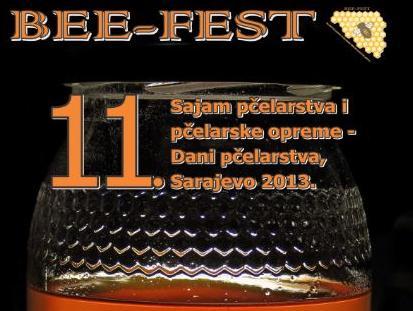 BeeFest 2013 – 11. Sajam pčelarstva i pčelarske opreme