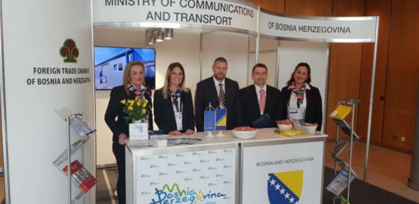 Bh. kompanije predstavljene na Međunarodnom transportnom forumu u Leipzigu