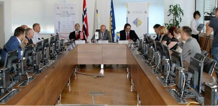 Potpisan memorandum: Visočki Općinski sud dobit će novu zgradu