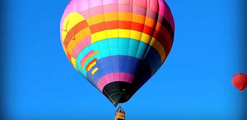 U petak na Trebeviću prvi let turističkim balonom