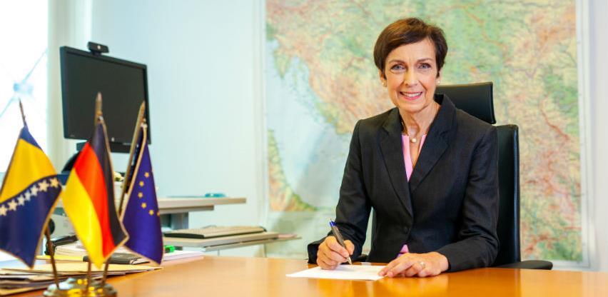 Margret Uebber za Akta.ba: Njemačka traži 1,2 miliona radnika