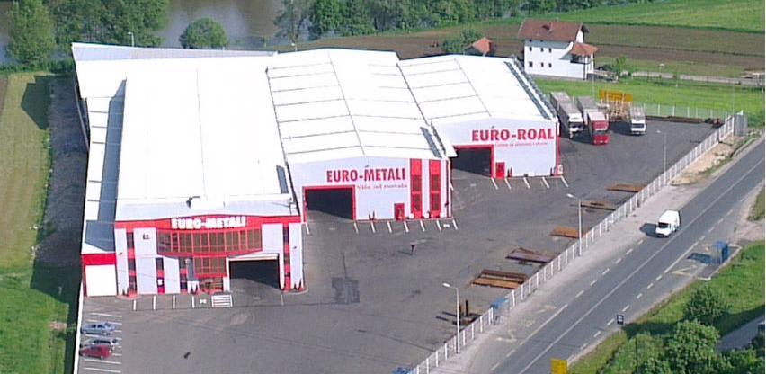 Nova investicija Euro – metala: Gradi se industrijska hala površine 5.500 m2