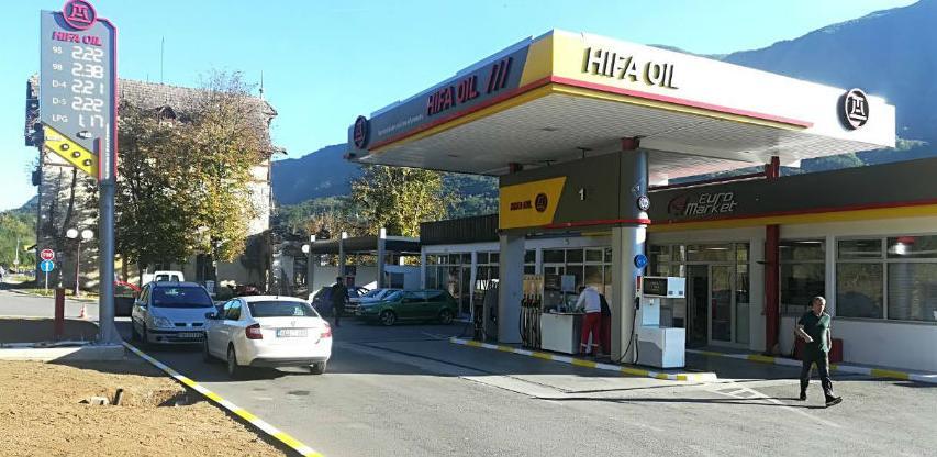 U Rudom otvorena peta po redu Hifa Oil – Euro Oil benzinska pumpa