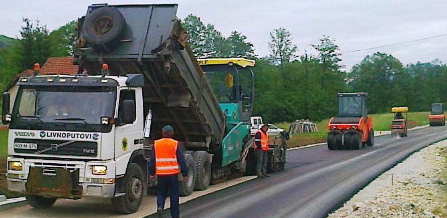 Livnoputovi dobili posao vrijedan skoro 1,5 miliona KM na rekonstrukciji ceste