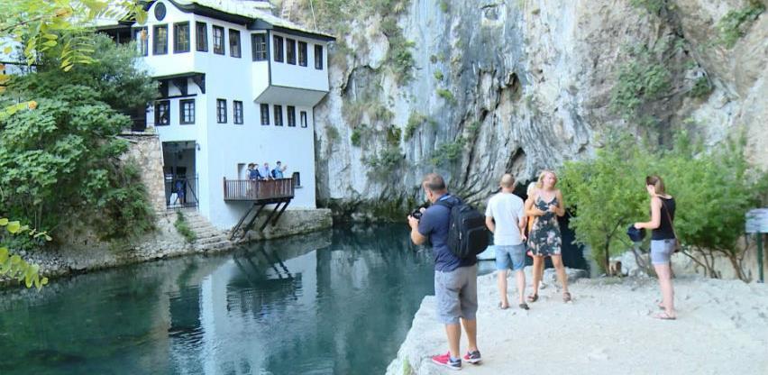 Procvat turizma u BiH: Tokom prethodne decenije broj turista povećan za milion