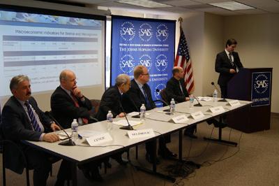 U Washingtonu održana panel diskusija o ekonomskoj reformi u BiH