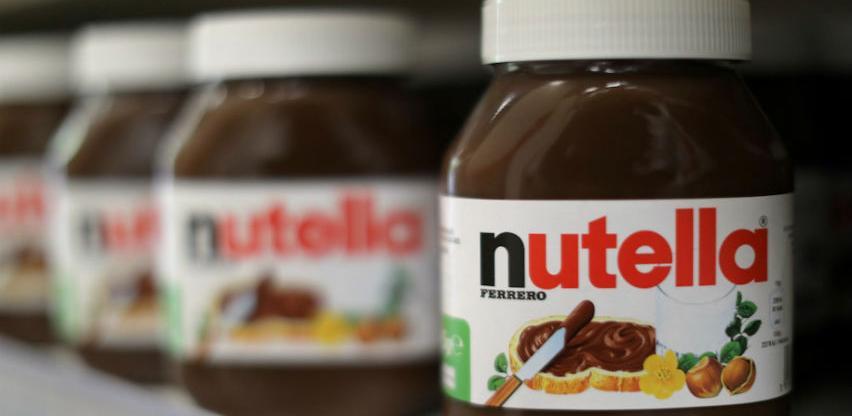 Zašto je stala proizvodnja Nutelle u Francuskoj?