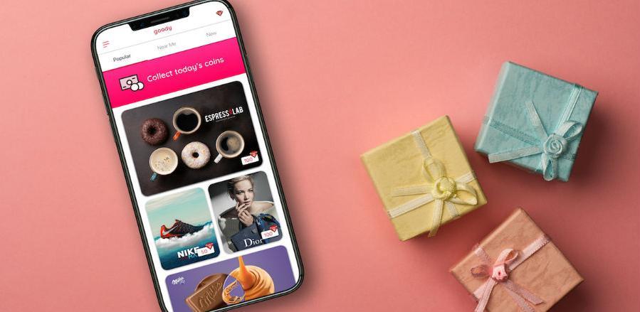 """Razvijena """"goody"""" mobilna aplikacija pomoću koje osvajate vrijedne nagrade"""