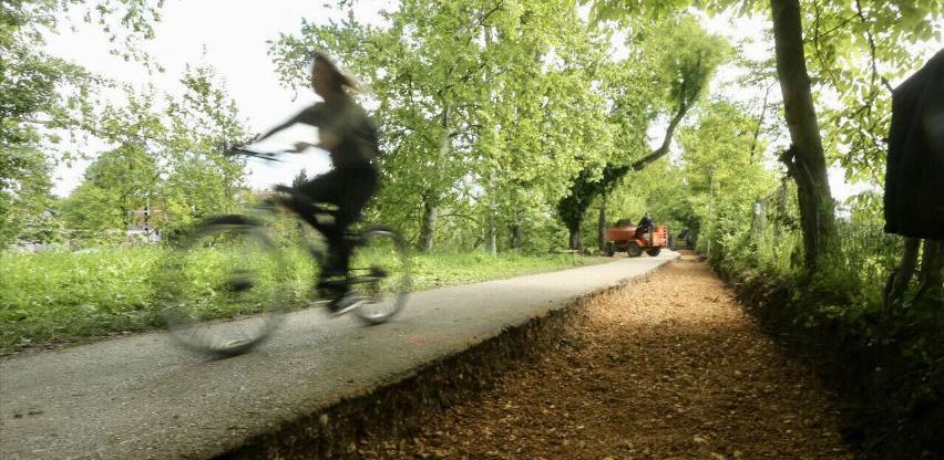 Novi prostor za rekreaciju: Do avgusta nova trim staza uz Vrbas