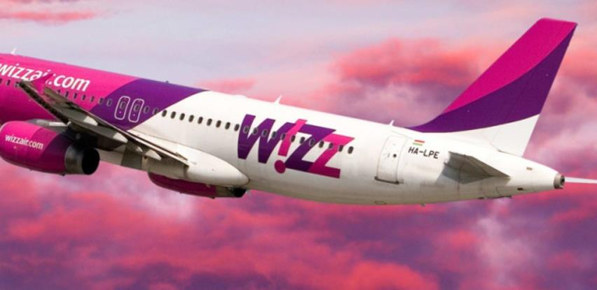 Wizz Air otvorio svoju bazu u Sarajevu