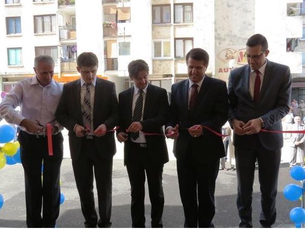 U Goraždu svečano otvorena zgrada 'Zgrada za mlade'