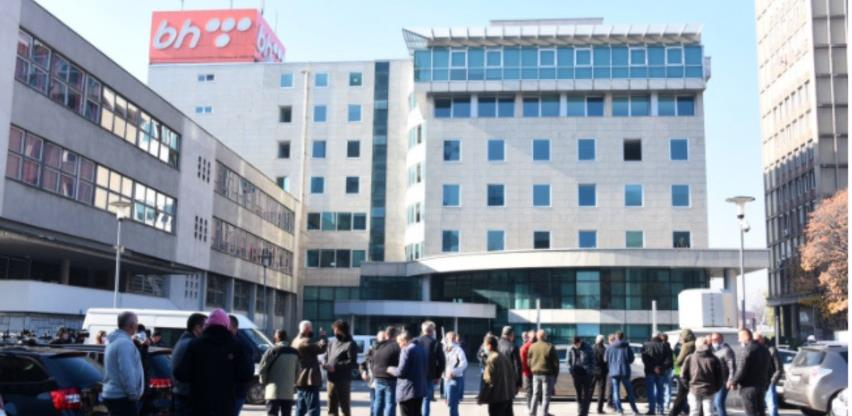 """Štrajk u """"BH Telecomu"""" zbog nepotpisivanja granskog ugovora"""