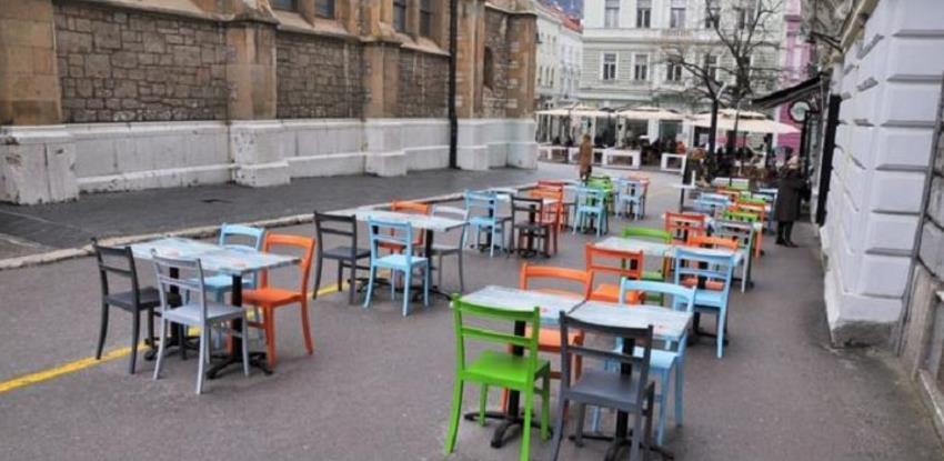 Stari Grad: Zakupci javne površine neće plaćati naknadu za period zabrane rada