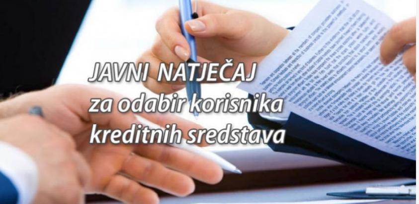Raspisan poziv za dodjelu povoljnih kredita za razvoj poduzetništva