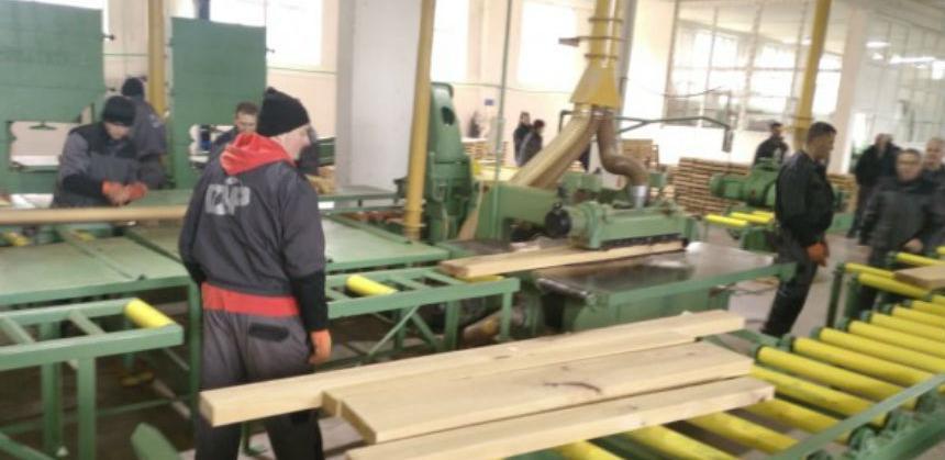 Na Brodu modernizovan pogon za preradu drveta