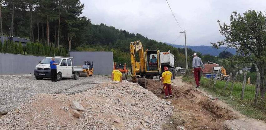 U toku realizacija pete faze sanacije saobraćajnice na Kromolju