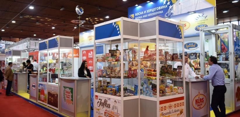 Sajam u Novom Sadu: Posjetitelje privlači miris Klasovih somuna i pita