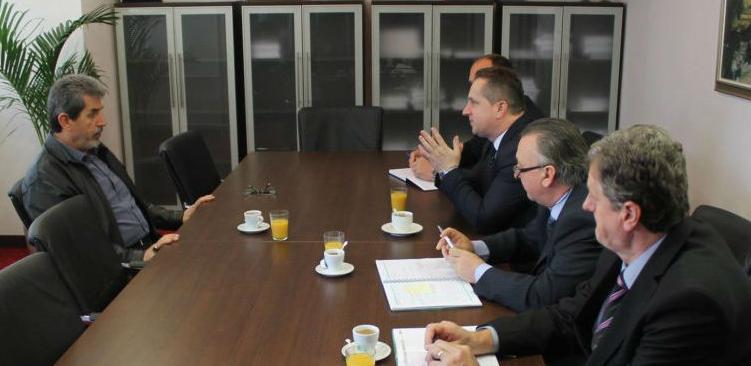 Azem Gungor, predstavnik turske firme Yildiz Entegre jučerje razgovarao sa predstavnicima izvršne kantonalne i gradske vlasti.
