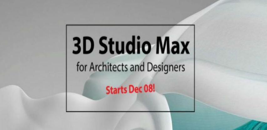 Osnove 3Ds Max za arhitekte i dizajnere