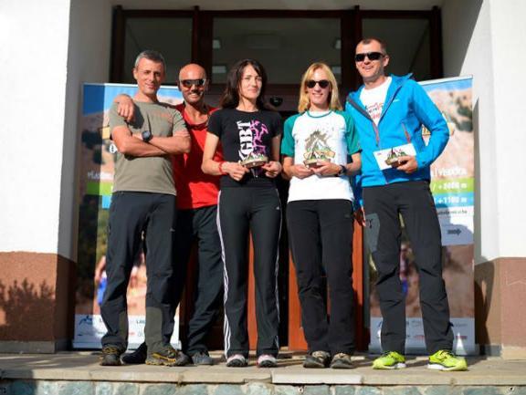 Završen 'Vučko Trail 2016' na Bjelašnici i Visočici