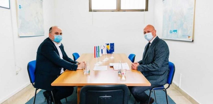 Za unaprijeđenje rada Zračne luke Mostar 3,5 milijuna KM