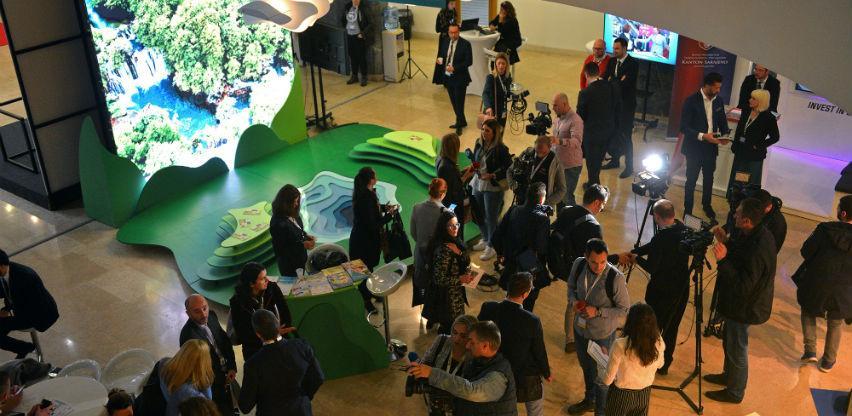 Štand zemlje domaćina bio srce networking zone Godišnje skupštine EBRD-a