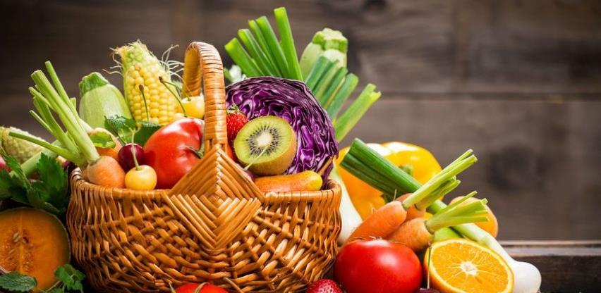 Uvoz voća i povrća u prošloj godini iznosio rekordnih 402 miliona KM