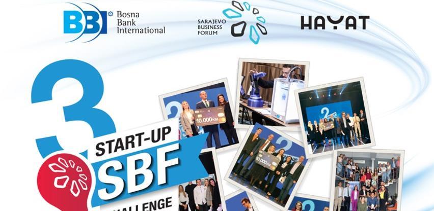 """Počinje treća sezona TV takmičenja """"SBF Start-up Challenge"""""""
