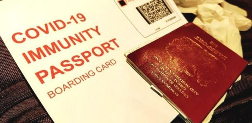 I Hrvatska planira uvesti covid putovnice