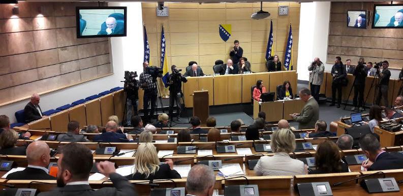 Predstavnički dom Parlamenta FBiH usvojio izmjene Zakona o PIO