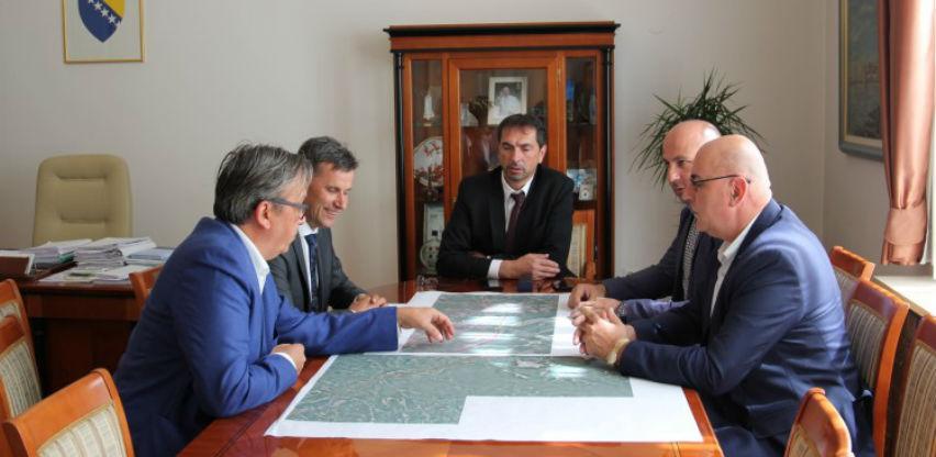 Održan sastanak o izgradnji brze ceste Lašva - Travnik - Jajce