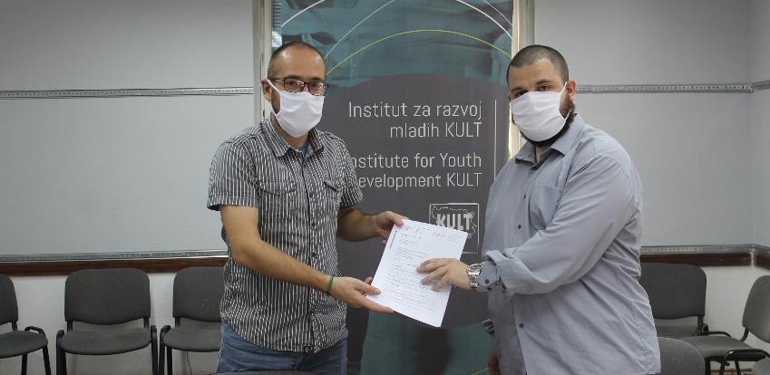 Institut za razvoj mladih KULT izdvojio skoro 15.000 KM za inicijative mladih