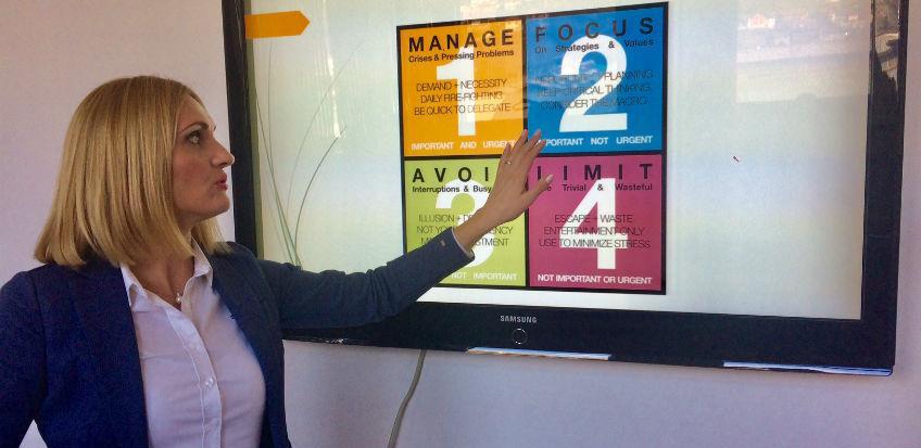 Seminar: 5 vještina uspješnog menadžera