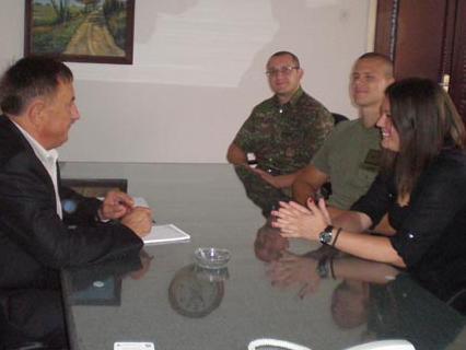 EUFOR LOT u posjeti opštini Sokolac: Jačanje saradnje kroz projekte