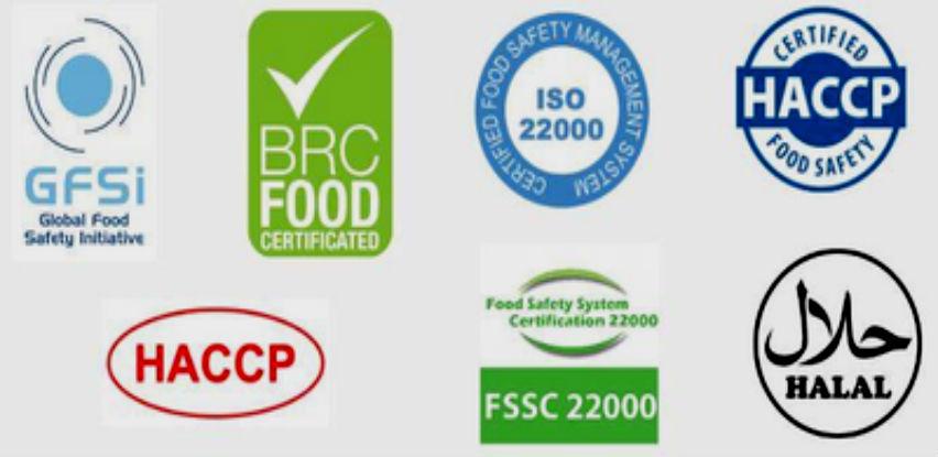 Quality Cert Sarajevo organizuje obuke iz domena standarda u vezi hrane