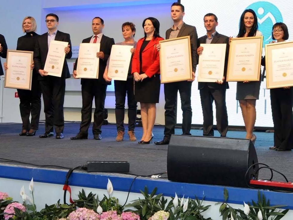 Mostarski sajam: Dodijeljene plakete najuspješnijim sudionicima sajma