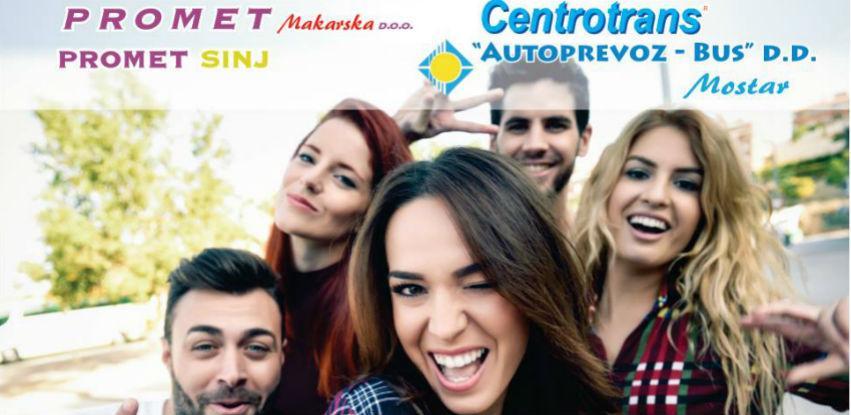Iskoristite Centrotrans-Eurolines akciju i provedite vikend u Splitu!