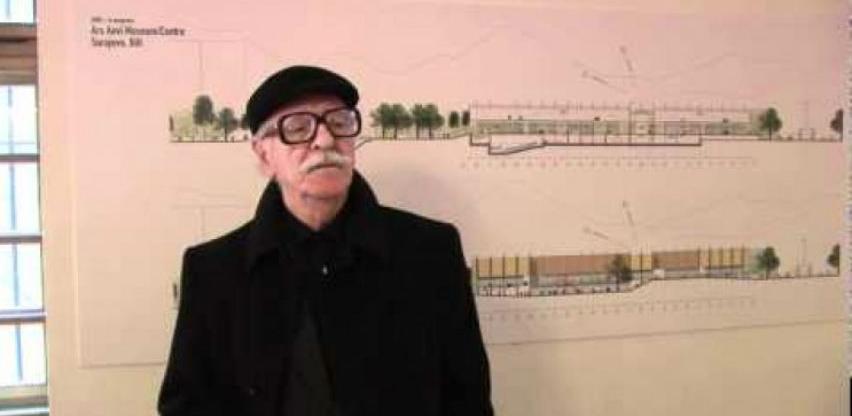 Preminuo čuveni bh. arhitekta akademik Ivan Štraus