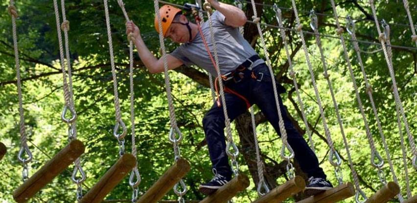 Uskoro izgradnja avanturističko-adrenalinskog parka u Donjem Vakufu