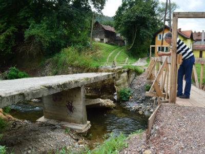 Potpisan ugovor za izgradnju mosta u naselju Uvorići