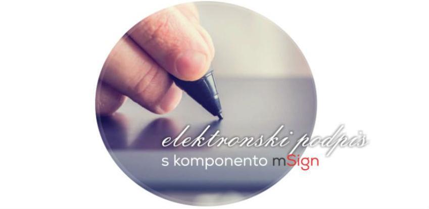 Elektronski potpis za elektronsko poslovanje
