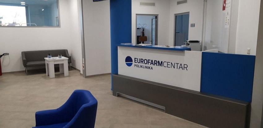 Eurofarm Centar otvorio novu polikliniku u Tuzli