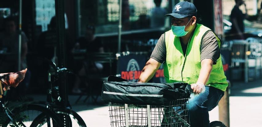 U Južnoj Koreji radnici dostave umiru zbog previše posla