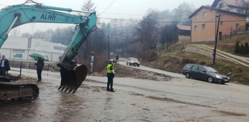 ZDK - Otpočela rekonstrukciju regionalne ceste Čajdraš - Ovnak