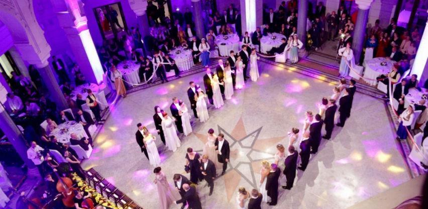 Večeras u Vijećnici treći Austrijski bal