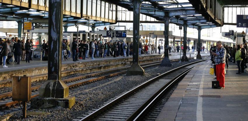 Željeznički putnički promet povećan u drugom tromjesečju 2018.