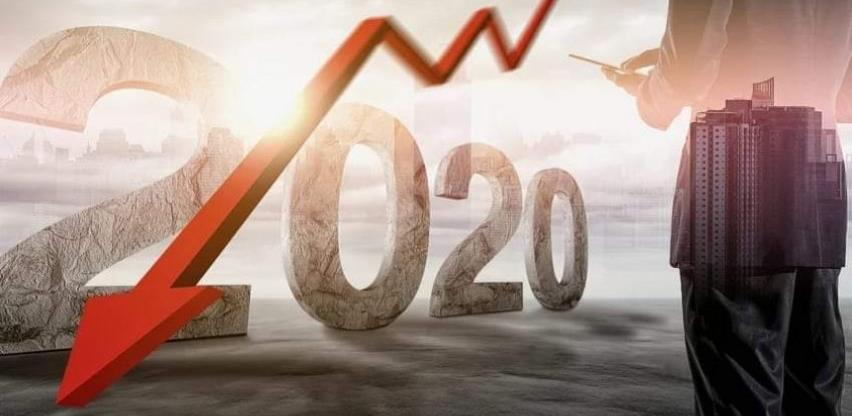 U ovoj godini projektovan pad ekonomije FBiH za 2,6 odsto